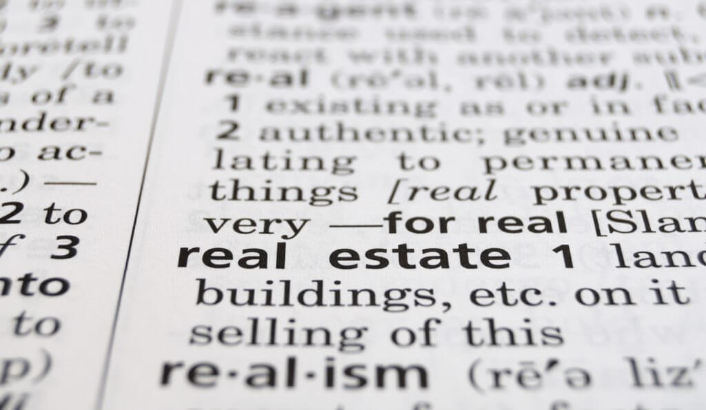 Real Estate Defined